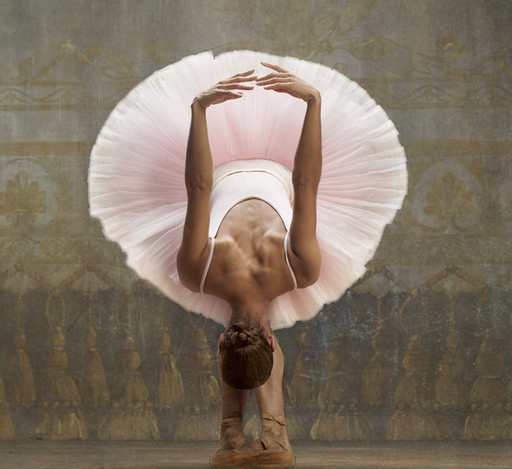 MISTY COPELAND'S DEGAS IN PICTURES