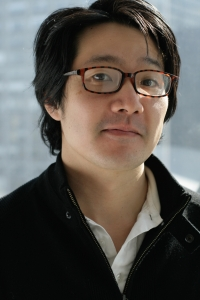 John Wang office headshot by Storm Garner