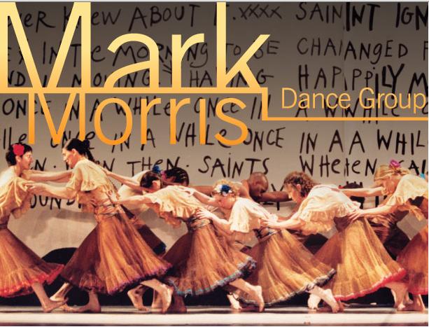MARK MORRIS DANCEGROUP
