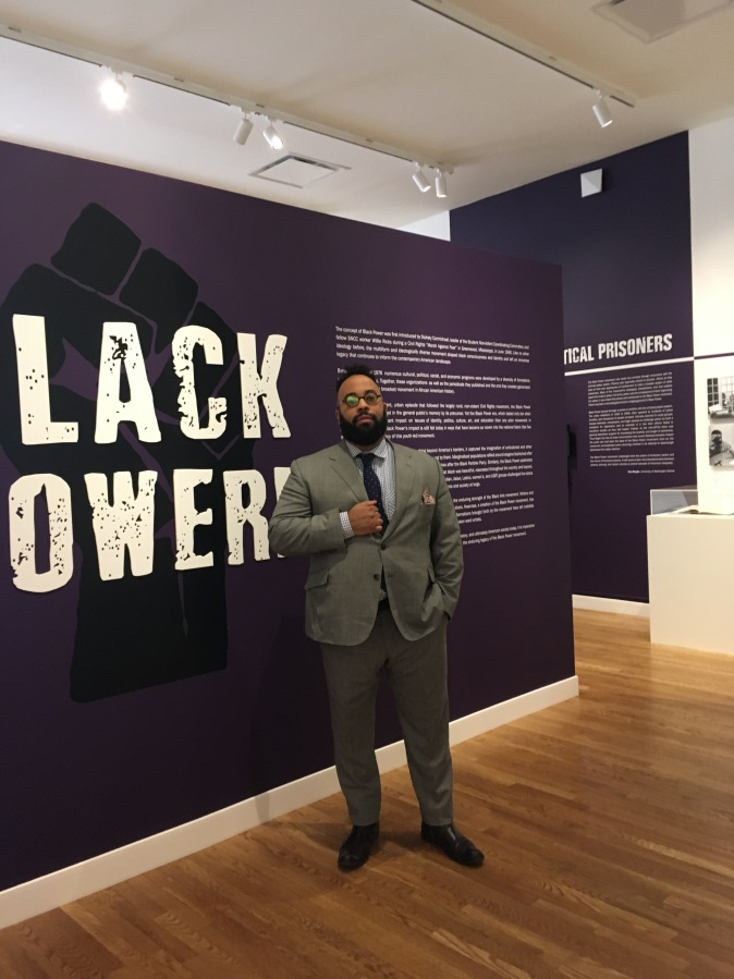SCHOMBURG CENTER NEW 'BLACK POWER' EXHIBITION