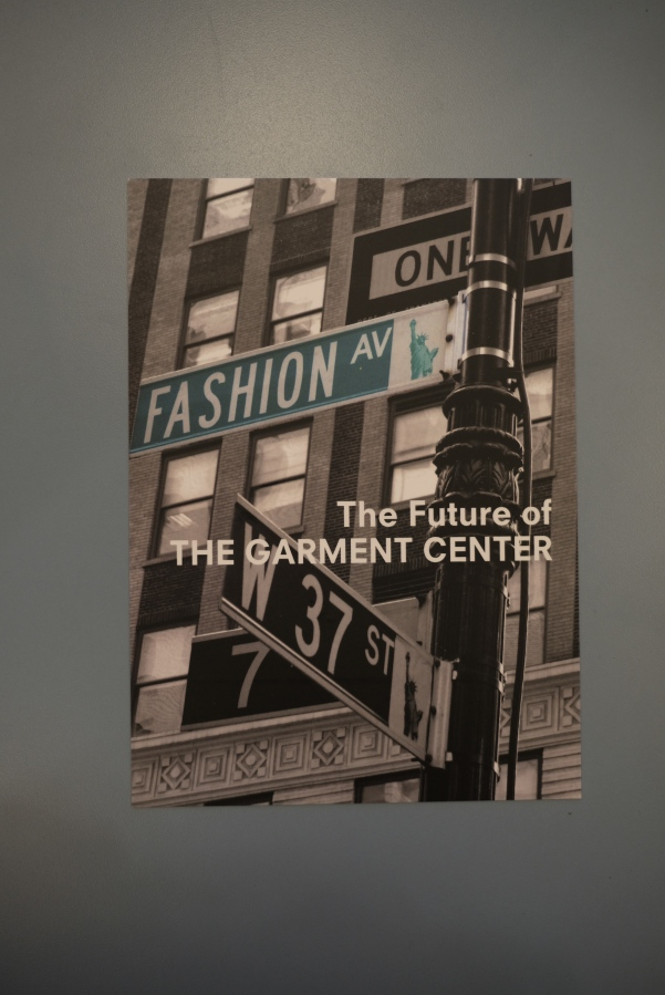 SAVE THE GARMENT DISTRICT