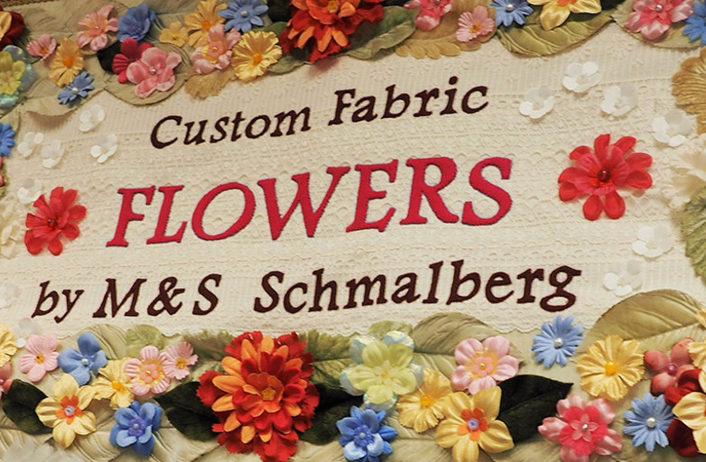 CUSTOM FLOWERS FOR OVER 100 YEARS BY M & SSchmalberg