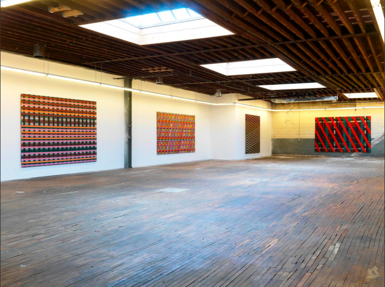 SEAN SCULLY AT CHEIM & READ